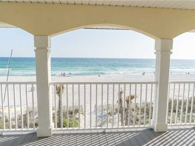 Photo for Southern Comfort: 4 BR / 3 BA beach house in Panama City Beach, Sleeps 11