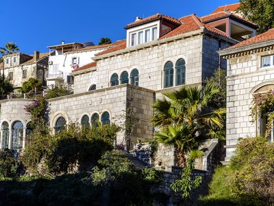 Photo for Villa Mediteran - A Journey To a Luxurious Past of Dubrovnik's Bourgeoisie