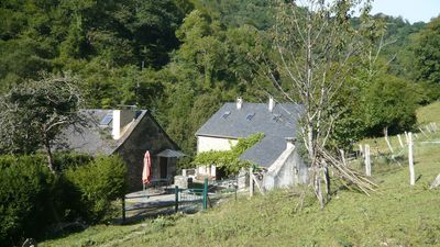 Photo for THE THREE HOUSES gîte vert