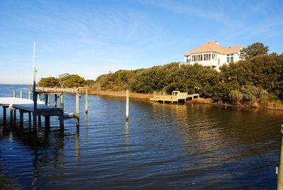 One Of 7 Homes On Brooks Island Unobstructed Sunrise Sunset Views H20 Acces Brigands Bay