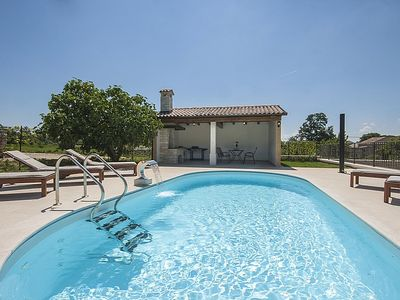 Photo for Holiday house Zminj for 6 persons with 3 bedrooms - Villa
