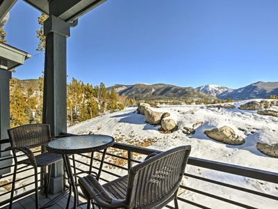 Photo for Home w/Views & Fireplace-Walk to Town/Grand Lake!
