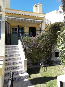 Photo for HOUSE,  GARDENS & PRIVATE SOLARIUM  3 MINS WALK TO VILLAMARTIN PLAZA