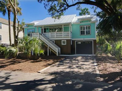 Photo for Kulani | Beautiful Brand New Home | Short Walk to Beach and Downtown | Screened Porch