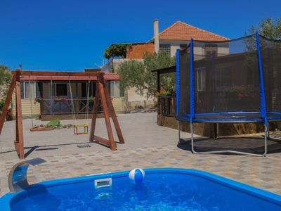 Photo for Enticing Mobile Home in Pakoštane with Swimming Pool