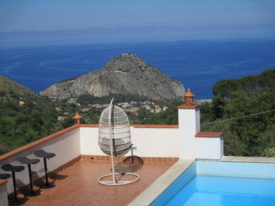 Photo for Luxury Villas in Sicily with pool