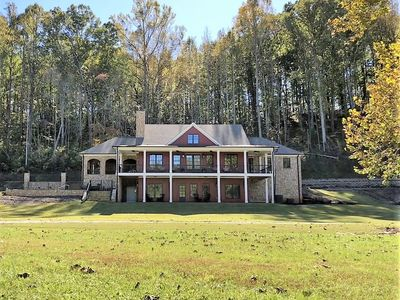 Photo for Vacation Home with resort-like amenities on 53 acres- all for you to enjoy!