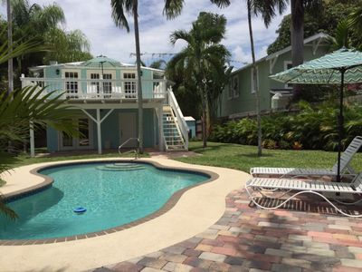 Photo for Perfect Holiday Villa Minutes from the Beach, West Palm Beach Villa 1850