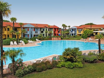 Photo for 2 bedroom Apartment, sleeps 6 in Lame with Pool and Air Con