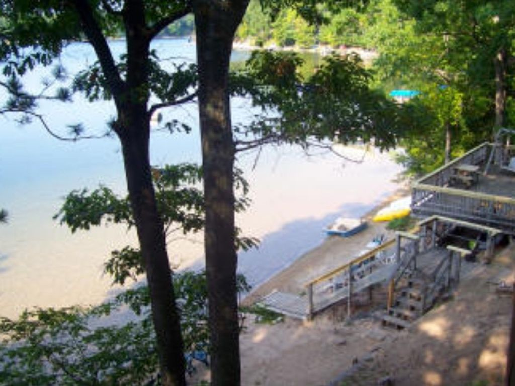 lakeview cottage in img cabins lake traverse city bass vacation rental