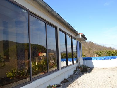Photo for House for rent in a hamlet in the Haut Languedoc regional park