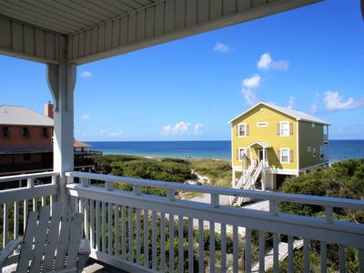 Photo for Ready for Rental!! North Cape Home w/ 4 Bedrooms, Gulf and Bay Views & Elevator.