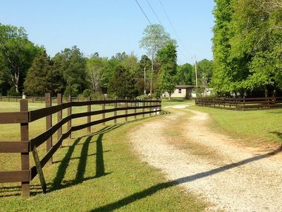 """If Fishing, Hunting or Horse back riding is your """"thing"""" you need to stay here."""