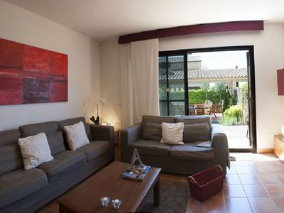 Photo for Spacious Costa Brava Parlava 2 apartment in Blanes with WiFi, air conditioning & private terrace.