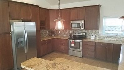 Photo for Beautiful 3/2 house on Corpus Christi Beach that accepts pets