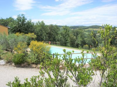 Photo for Villa in the woods and countryside near San Gimignano