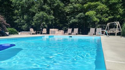 Photo for The Guest Suite @ Sprucewood Manor  Theatre, Gameroom, Pool, etc!