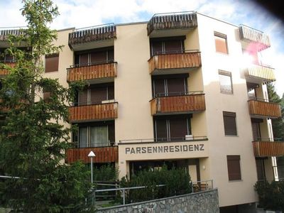 Photo for Apartment Davos Dorf for 2 - 4 people with 1 bedroom - Apartment
