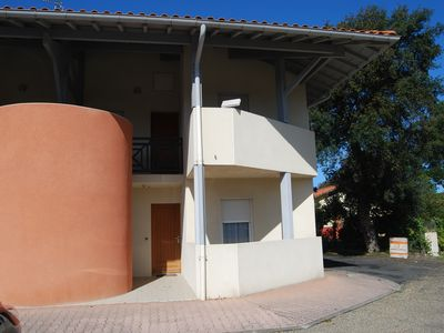 Photo for Nice apartment, close to the patrolled beach of Labenne