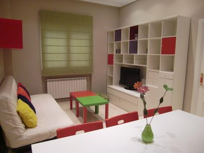 Photo for Delightful Tourist Apartment near the center of Madrid