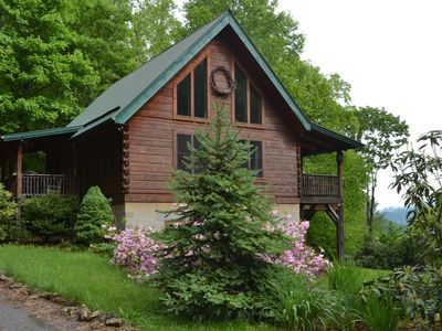 "Photo for Price reflects $50 OFF PER NIGHT IN MAY, ""The Mountains are Calling!"" 5 STARS"