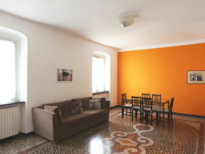 Photo for Comfortable Flat in Genova apartment
