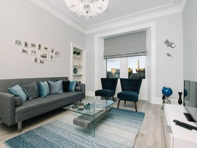Photo for Stunning Old Town Apartment Next to the Station