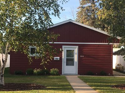 "Photo for Ely ""UP NORTH"" Retreat/NEW to VRBO/No Stairs/CLOSE TO TRAILS!!!"