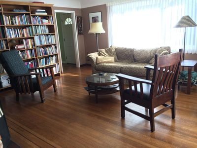 Photo for Comfortable, cosy family home in a quiet residential neighbourhood