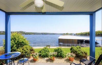 Photo for Too good to pass up!  Amazing Views,  4 Bedroom/3 bath, sleeps 12 & next to pool