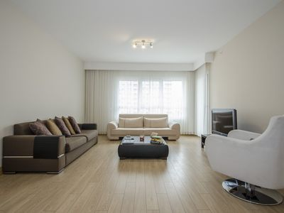 Photo for Cozy secure new residence near Istanbul Airport and Mall of Istanbul