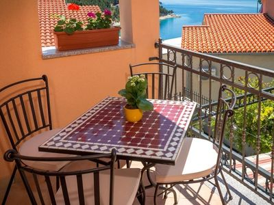 Photo for Apartment Led  A3(2+2)  - Brela, Riviera Makarska, Croatia