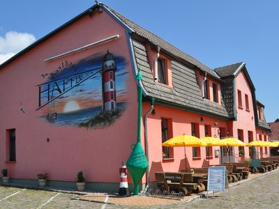 Photo for Gasthaus Haffblick romantic fishing village Kamminke. Prices incl. Breakfast!