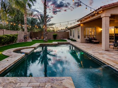 Photo for 4 Bedroom Ocotillo Lakes Remodeled Home With A Heated Pool