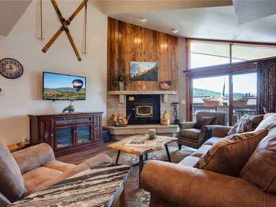 RA214 by Mountain Resorts: Minutes away from Winter Events*Excellent Amenities