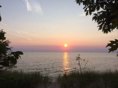 Photo for Lake Michigan Cottage in Arcadia