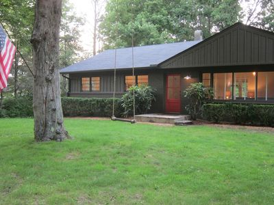 Photo for TWO BLOCKS FROM MAIN ST.! 5 BDRM/ 3 BA, WiFi. HD.