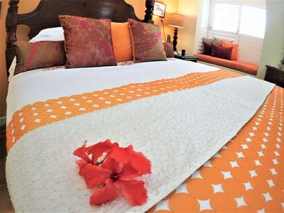 Photo for 20 STEPS TO THE BEACH! YOUR PRIVATE COOK! Dreamin, Silver Sands 1BR