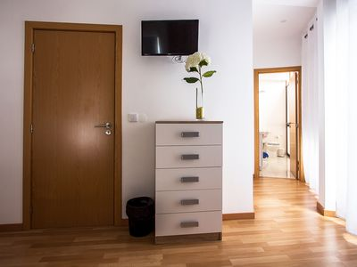 Photo for Central Guesthouse - Grande Chambre Double or Lits Jumeaux