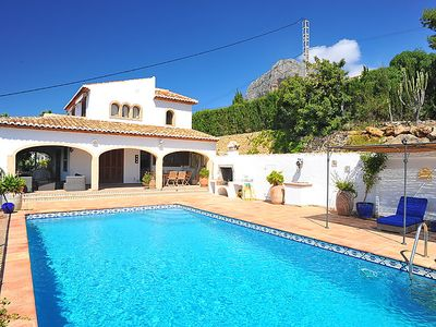 Photo for Vacation home Nostra in Jávea/Xàbia - 6 persons, 3 bedrooms