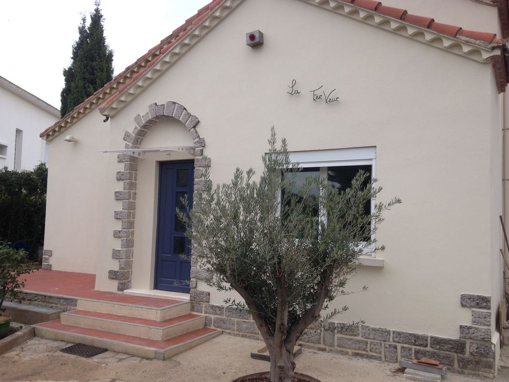 Small house 55 m2, with garden