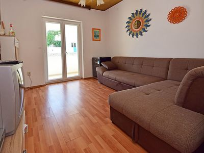 Photo for House in the center of Postira with Parking, Washing machine, Air conditioning, Balcony (528517)