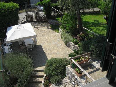 Photo for SEA COUNTRYSIDE RELAX house surrounded by greenery overlooking the Gulf of Salerno
