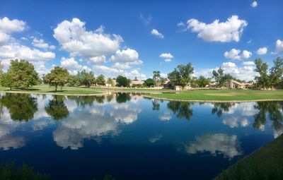 Photo for Ocotillio/Chandler LUXURY Waterfront condo on Golf Course