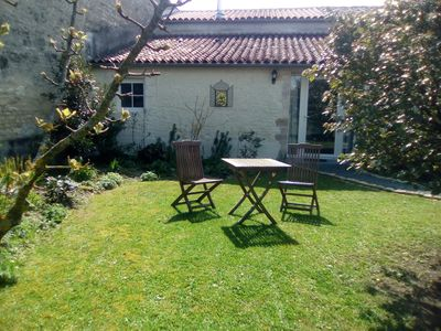 Photo for Cottage/Apartment for 2 persons, business or holidays in the countryside