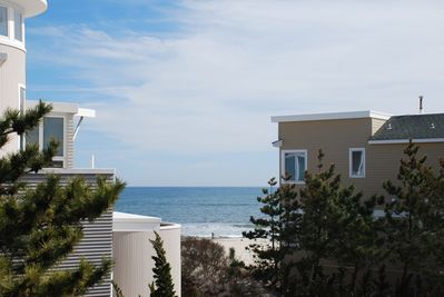 View of Ocean From Front Deck