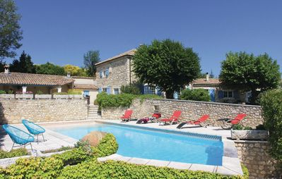 Photo for 4 bedroom accommodation in Malataverne