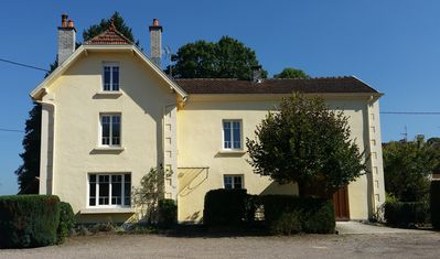 Photo for Large Charming Cottage in Fougerolles, Vosges du Sud, sauna, great amenities