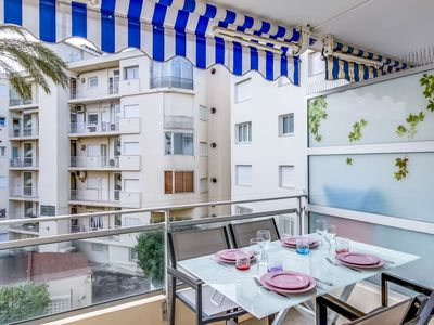 Photo for Apartment Le Corsaire in Cannes - 4 persons, 1 bedrooms