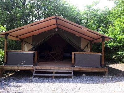 Photo for Camping Des Deux Soleils **** - Freeflower 3 Rooms 5 Persons